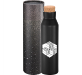 Norse Copper Vacuum Bottle 20oz With Cylindrical Box