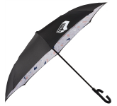 "48"" Auto Open Designer Inversion Umbrella"