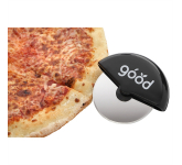 Handheld Pizza Cutter with Stainless Steel Blade