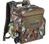 Hunt Valley® 24 Can Camo Backpack Cooler
