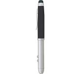 Sovereign Laser Mtl Ballpoint Pen-Stylus