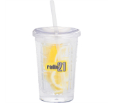 20 oz. Tutti Frutti Tumbler With Straw
