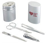 Deluxe 4-Piece Manicure Set
