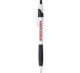 Cougar Rubber Grip Ballpoint Pen