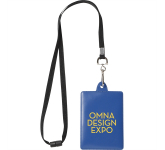 Ultra I.D. Holder with Lanyard