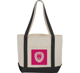 Classic 12oz Cotton Canvas Boat Tote