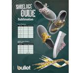 """Full Color Shoelaces - 3/4""""W x 64""""L"""