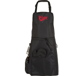 BBQ Apron with Grilling Mitt and Bottle