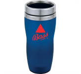 16 oz. Abaco Stainless Steel Travel Tumbler