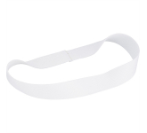 "Full Color 1"" Elastic Headband"