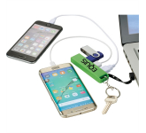 USB Hub 3-in-1 Key Chain