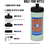 16 oz. Glow Squeeze Sports Bottle