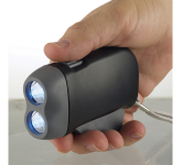 Hand-Powered Flashlight