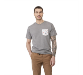 M-MONROE Short Sleeve Pocket Tee