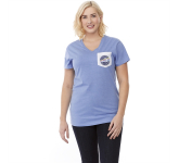 W-MONROE Short Sleeve Pocket Tee