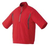 M-Powell SS Half Zip Jacket