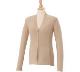 W-Lockhart Full Zip Sweater