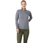 W- CALTECH KNIT QUARTER ZIP