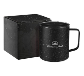 Speckled Rover Copper Vacuum Insulated Camp Mug - 14 oz.