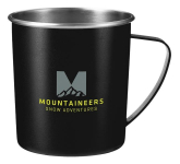 Atlas Metal Camping Mug - 16 oz.