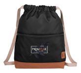 Cascade Deluxe Drawstring Bag