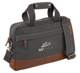 "Alternative® Slim 15"" Computer Briefcase"