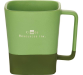 16 oz. Color Step Ceramic Coffee Mug