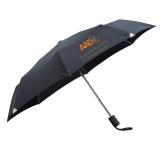 "42"" Auto Open/Close Windproof Safety Umbrella"