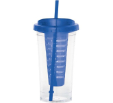 24 oz. Cool Gear® Sedici Fruit Infuser Tumbler