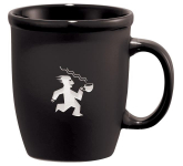 12 oz. Cafe Au Lait Ceramic Mug