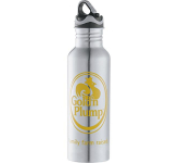 26 oz. Colorband Stainless Bottle