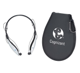 Echo Bluetooth Neckband with Earbuds and Speaker
