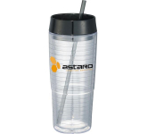 20 oz. Hot & Cold Swirl Double-Wall Tumbler