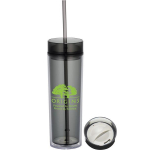 15 oz. Hot & Cold Skinny Insulated Tumbler