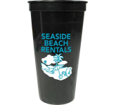 24 oz. Solid Stadium Cup