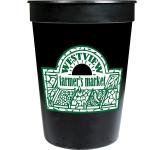 12 oz. Solid Stadium Cup