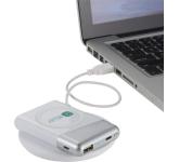 Zoom® Covert 5000 mAh Wireless Power Bank