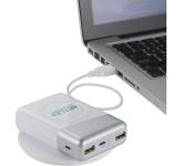 Zoom® Covert 10000 mAh Wireless Power Bank