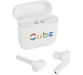 Essos True Wireless Auto Pair Earbuds w/Case