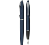 Cross Calais Matte Metallic Midnight Blue Pen Set