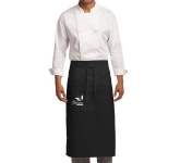 Port Authority Easy Care Full Bistro Apron with Stain Rel...