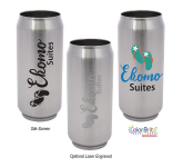 13 oz. Soda Pop Stainless Steel Cup