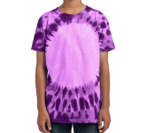 Port & Company Youth Window Tie-Dye Tee