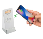 Weston Wireless Charging Power Bank Stand & Speake