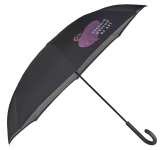 "47"" totes® Auto Close Inbrella Inversion Umbrella"