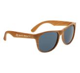 Miami Bamboo Tone Sunglasses