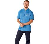 M-KINPORT SS Stand Collar Polo