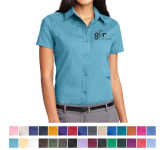 Port Authority® Ladies Short Sleeve Easy Care Shirt