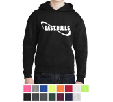 JERZEES- Youth NuBlendPullover Hooded Sweatshirt