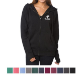 Independent Trading Company Unisex Special Blend Zip Hood...